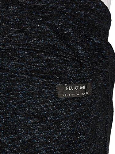 Religion Herren Sporthose Pitch Blue (Blue/Black)