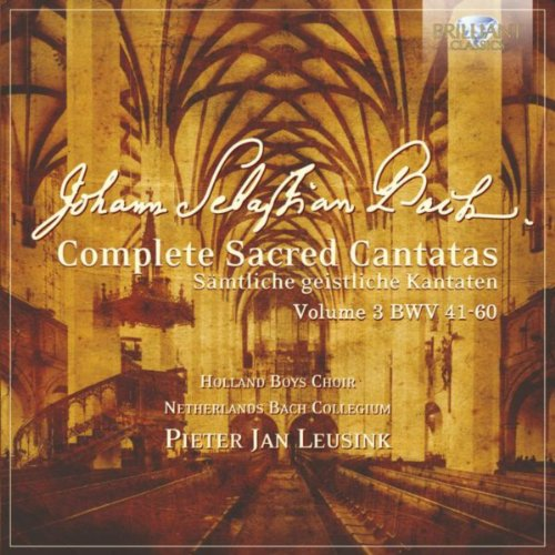 J.S. Bach: Complete Sacred Can...