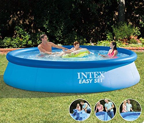 Intex 28130 Easy-Set Pool ohne Filterpumpe, 366 x 76 cm - 4