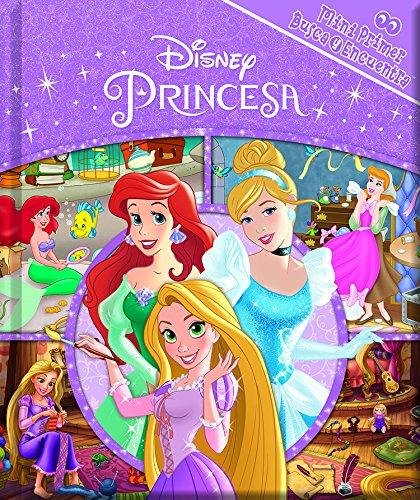 Mini primer busca y encuentra. Princesas (LM1LF) por Princesas
