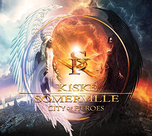 Kiske: City of Heroes (Audio CD)