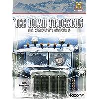 History Channel: Ice Road Truckers - Die komplette Staffel 5 [4 DVDs]
