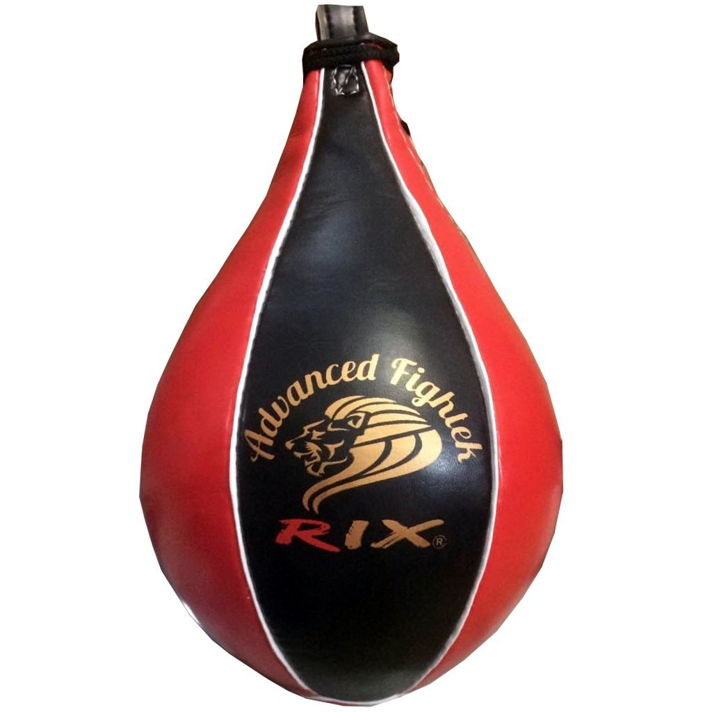 Leather Speed Ball Single End For Gym Boxing Martial Arts Punching Training