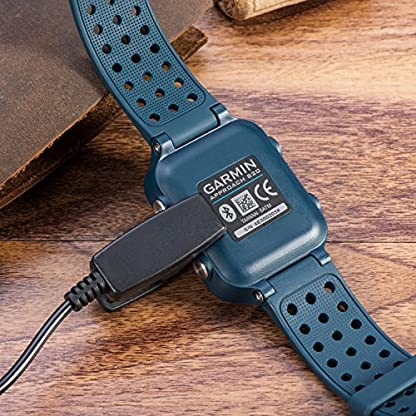 TUSITA-Ladegert-fr-Garmin-Forerunner-35-230-235-630-645-Music-735XT-Approach-G10-S20-Vivomove-HR-USB-Ladekabel-Kabel-100cm-GPS-Uhren-Zubehr