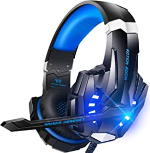 Bengoo G9000 Stereo Gaming Headset for