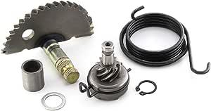 Kickstarter Ritzel Mitnehmer Feder Reparatur Revisions Set Für 50ccm China 4 Takt Motoren Gy6 Auto