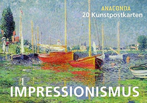 ssionismus (Kunst Postkarten)