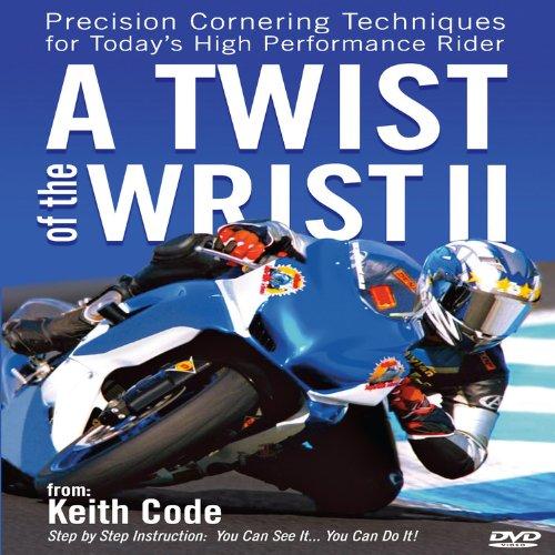 Twist of the Wrist II DVD por Keith Code
