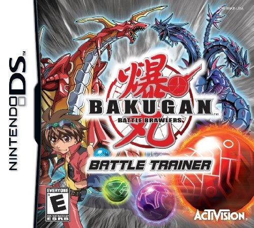 Bakugan Battle Trainer NDS