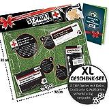 Liga-Apotheke für St.Pauli-Fans | Saison-Notfall-Set zum Überraschen & Verschenken witzig verpackt, mit Schadenfreude gratis & Spaßgarantie inklusive
