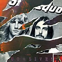 Live by Status Quo Import, Original recording remastered edition (2005) Audio CD