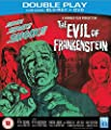 The Evil Of Frankenstein (Blu-ray + DVD) [1964]