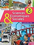 Sciences Economiques et Sociales 2de * Manuel de l'élève (Éd.2016)