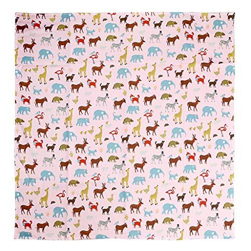 IGNPION Splash Matte Hochstuhl Baby Splat Fußmatte kein Durcheinander rutschfeste Füttern Displayschutzfolie (110 cm x 110 cm) (Rosa) (Abdeckung Boden Hochstuhl)