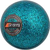 GRAYS Unisex's Glitter Xtra Ball, Teal Blue, 5.5 oz