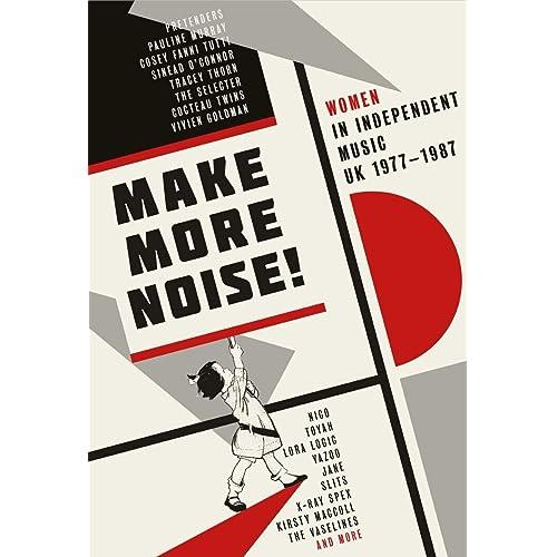 Make More Noise Women In Independent Musik Uk (Box Set 4 Cd)