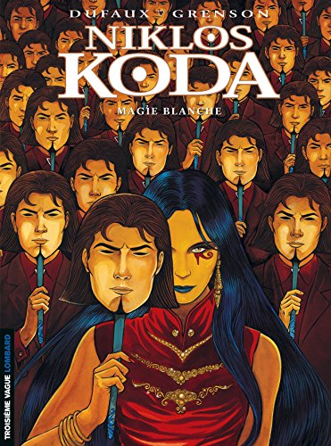 Niklos Koda, Tome 7 : Magie blanche