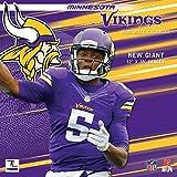 NFL Kalender Wandkalender 2016 30x60cm Minnesota Vikings