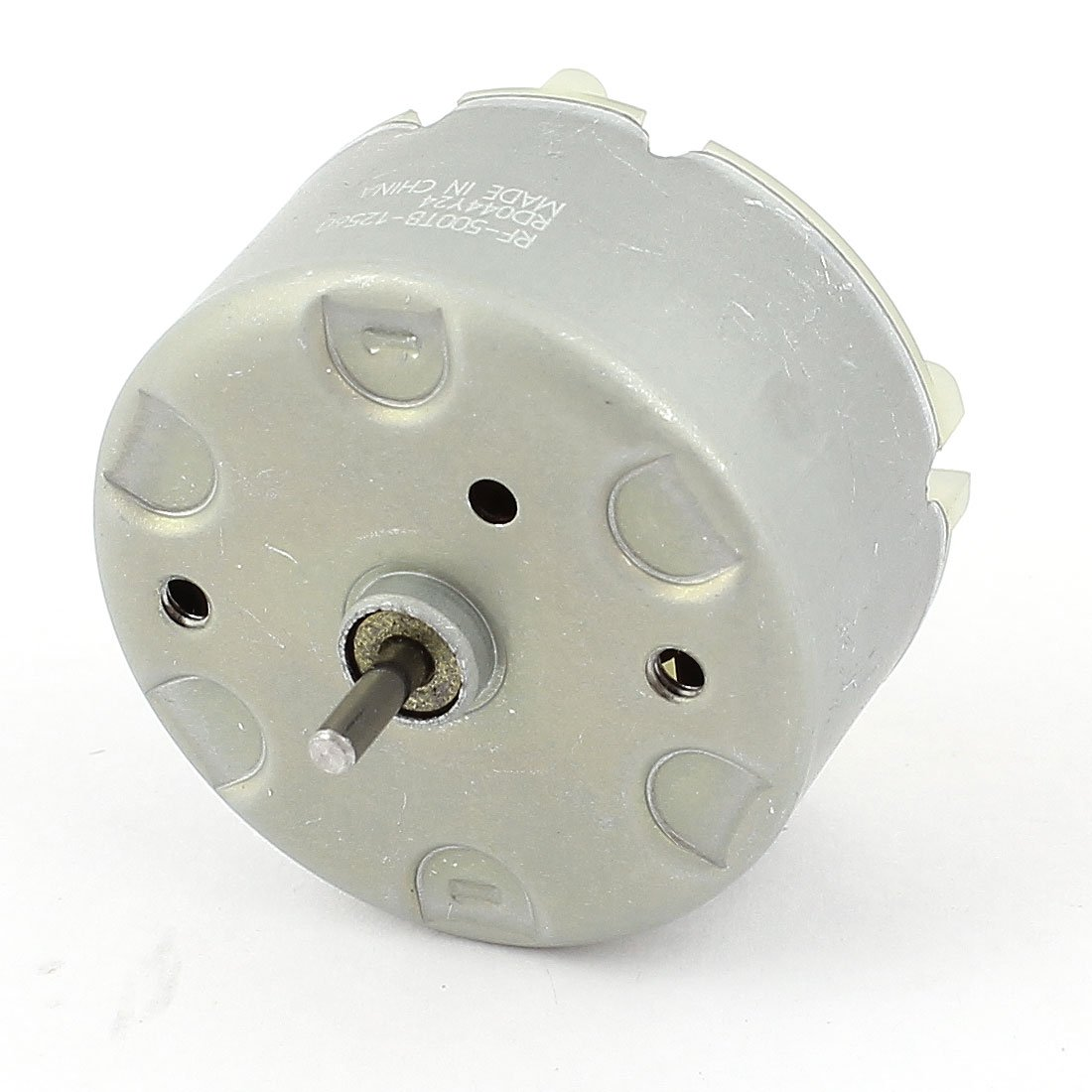 sourcingmap� motore elettrico CC 12V 5500rpm Rotante Mini per campanello di allarme del miscelatore