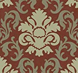 P+S VliesTapete Kollektion Carat, rot, 13343-80