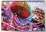 Pixiluv 2019 Anime Calendrier (13 Pages 20,3 x 27,9 cm) Anime Kawaii Filles Manga Fantasy Calendrier 9