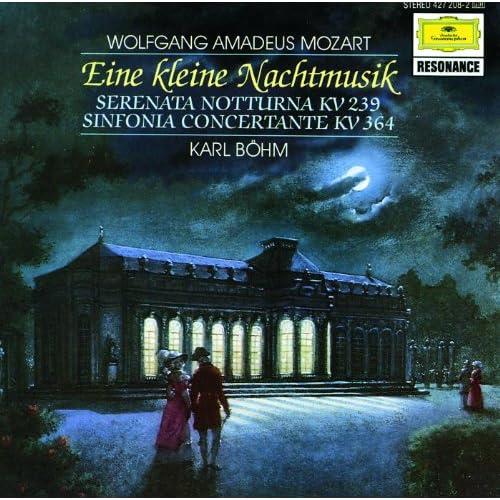 """Mozart: Serenade In G, K.525 """"Eine kleine Nachtmusik"""" - 3. Menuetto (Allegretto)"""
