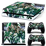 Bietigheim EishockeySony PS4 Playstation-Sticker, Aufklebermaterial aus Vinyl, Fanartikel, Sportfan