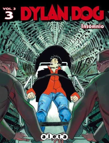 Dylan Dog n. 3 (vol. 3): Insomnio (Dylan Dog vol. 3) por Michele Masiero