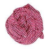 """be mama! 5908521534033 Tragetuch elastisch von """"Be! Mama"""" inkl. Tasche mit Klettverschluss und BINDEANLEITUNG, 5,2 m lang, 100% Baumwolle, rot-weiß - 3"""