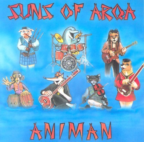 Animan by Suns Of Arqa