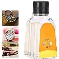 Olio di Orologi Riparazione Professionale Strumento lubrificante Olio per Manutenzione per Orologi da Tasca Meccanici…