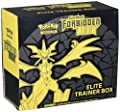 Pokèmon POK80433 Sun and Moon 6: Forbidden Light Elite caja de entrenamiento, multicolor de Pokémon