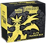 Pokémon 165-80433 POK80433 Sun und Moon 6: Forbidden Light Elite Trainer Box, Mehrfarbig