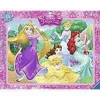 Ravensburger Italy 06630 8 Principesse Disney Puzzle Incorniciato