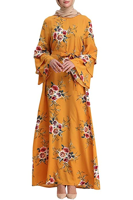Abaya Musulmana Vestidos Musulmán Vestidos Dubai Turquia de ...