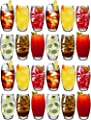 Argon Party Pack Of 24 Glasses Water / Juice Hiball G510ml (18oz)