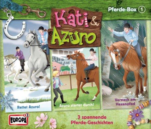 01 Pferde-Abenteuer-Box - Kat Auge