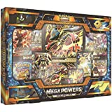 Pokémon - Jeux de Cartes - Coffret - Mega Powers Collection Mega Lucario, Mega Elecsprint, Voltali & Zygarde En Anglais