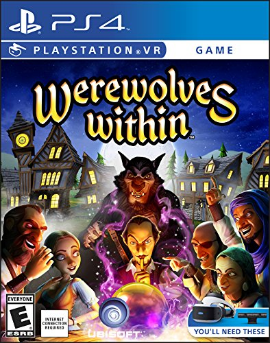 Werewolves Within – PlayStation VR(Version US, Importée)