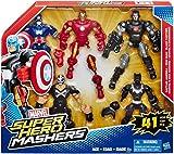 Marvel Super Hero Mashers 5 Pack