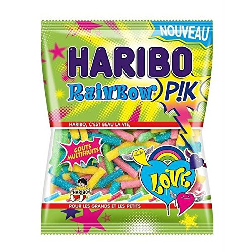 Haribo rainbow pik 200g - ( Prix Unitaire ) - Envoi Rapide Et Soignée