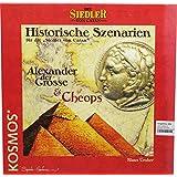 Historische Szenarien Alexander der Große & Cheops