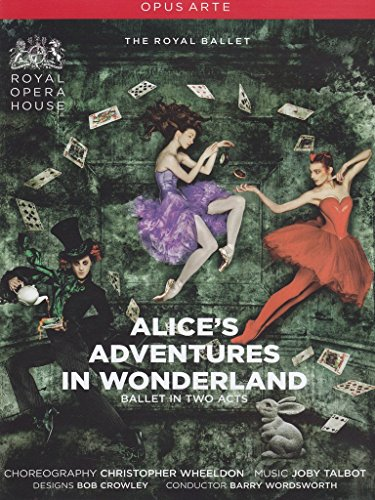 Ballett Royal Kostüm - Alice's Adventures in Wonderland [DVD] (The Royal Opera House)