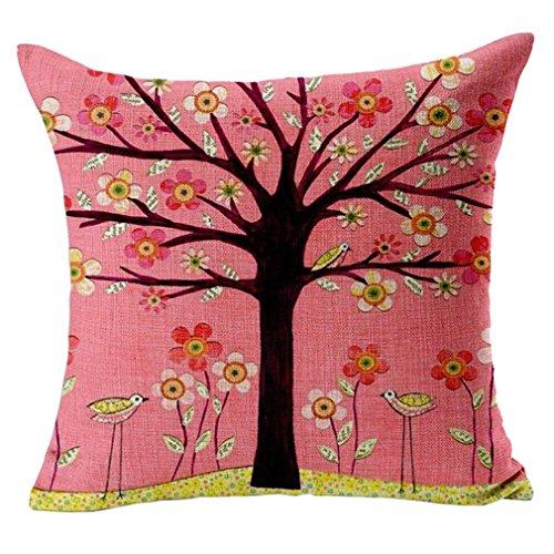 poens-dream-housse-de-coussin-motif-fleurs-arbres-en-coton-avec-housse-de-coussin-daccorative-177-x-
