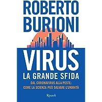 61Nc9Cu82QL._AC_UL200_SR200,200_ Virus, la grande sfida. Dal coronavirus alla peste: come la scienza può salvare l'umanità