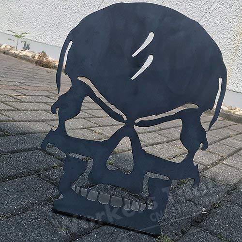 TableStylz SK Tischschild Tischaufsteller Dekoration Skull ()