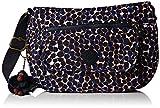 Kipling Womens Syro Shoulder Bag Graph Animal Pr