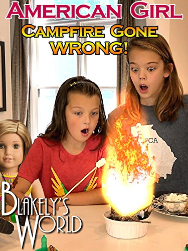 American Girl Campfire Gone Wrong [OV]