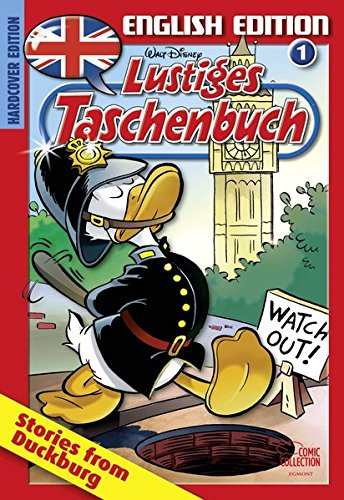 Lustiges Taschenbuch English Edition 01: Stories from Duckburg -