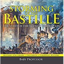 Storming of the Bastille: The Start of the French Revolution - History 6th Grade | Children's European History